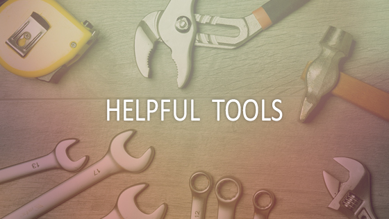 Helpful Tools